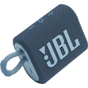 JBL Go3, Blå