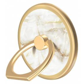Ideal Magnetic Ring Mount Golden Pearl Marble