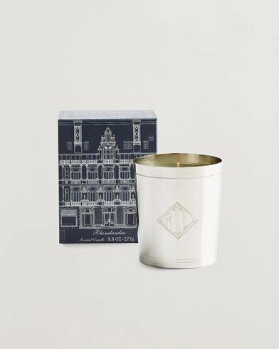Ralph Lauren Home Rhinelander Flagship Single Wick Candle Silver