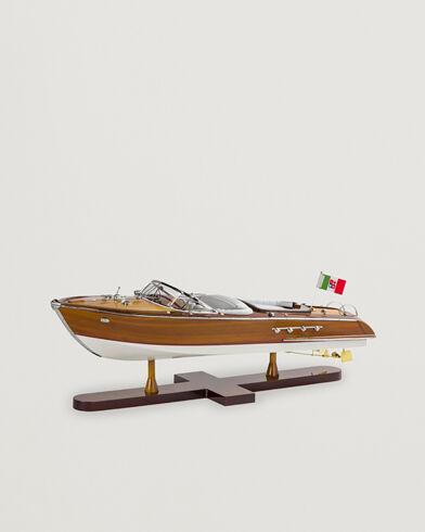 Authentic Models Aquarama Wood Boat