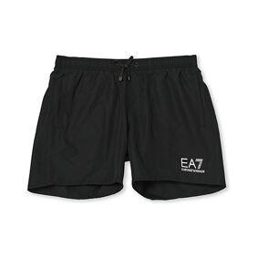EA7 Sea World Swimshorts Black/Silver