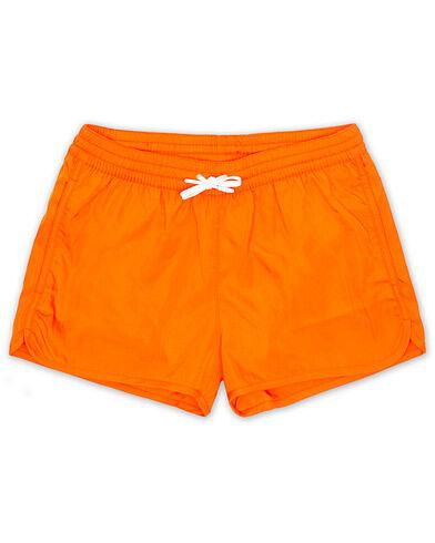 CDLP Piscina Short Length Swim Shorts Tremezzo Orange