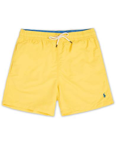 Polo Ralph Lauren Traveler Boxer Swimshorts Sunfish Yellow