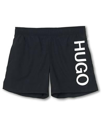 HUGO Abas Swimshorts Black
