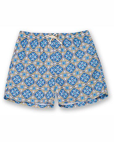 Ripa Ripa Panarea Printed Swimshorts Blue