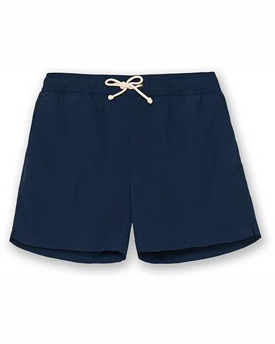 Ripa Ripa Plain Swimshorts Blue