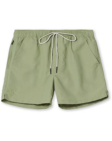 OAS Nylon Swimshorts Green