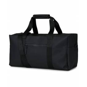 RAINS Small Weekendbag Black