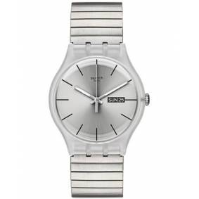 Swatch Resolution L Silver