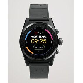 Montblanc Summit Lite Smartwatch Black Rubber Strap