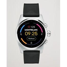 Montblanc Summit Lite Smartwatch Grey/Black Rubber Strap