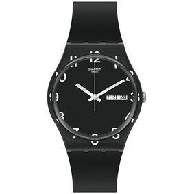 Swatch Over Black