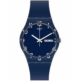 Swatch Over Blue