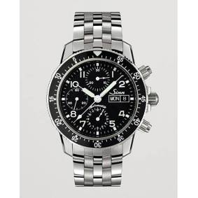 Sinn 103 Pilot Chronograph 41mm Black
