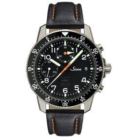 Sinn 103 Ti IFR Pilot Chronograph 41mm Black
