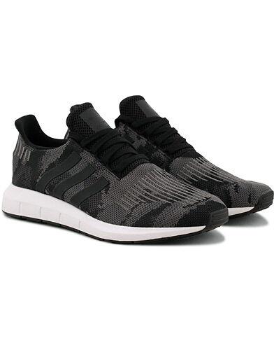 adidas Originals Swift Run Sneaker Black Camo