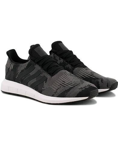 adidas Originals Swift Run Sneaker Black Camo