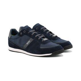Boss Athleisure Low Sneaker Navy