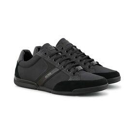 Boss Athleisure Saturn Low Sneaker Black