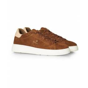GANT Joree Sneaker Cognac Suede