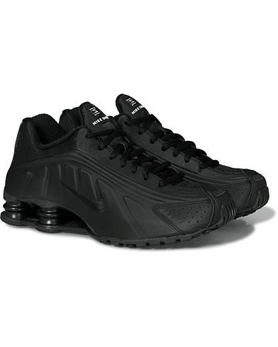 Nike Shox R4 Sneaker Black