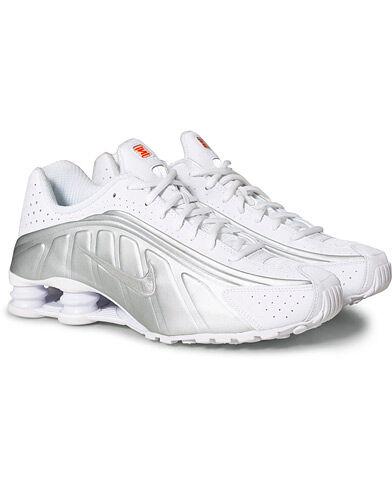 Nike Shox R4 Sneaker White