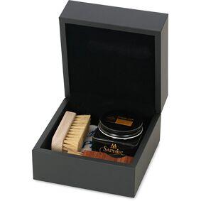 Saphir Medaille d'Or Gift Box Creme Pommadier Black & Brush
