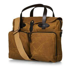 Filson 24-Hour Tin Cloth Briefcase Dark Tan
