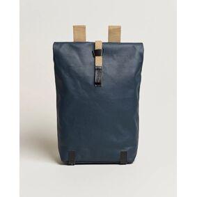Brooks England Pickwick Cotton Canvas 26L Backpack Dark Blue/Black