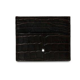 Montblanc Meisterstück Selection Pocket 6cc Brown