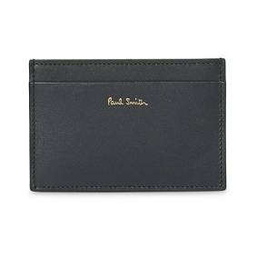 Paul Smith Credit Card Case Interior Multi Black