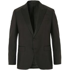 Boss Halwod Peak Lapel Tuxedo Blazer Black