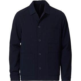 Samsøe & Samsøe Worker X Shirt Jacket Night Sky
