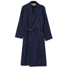 CDLP Home Robe Navy Blue