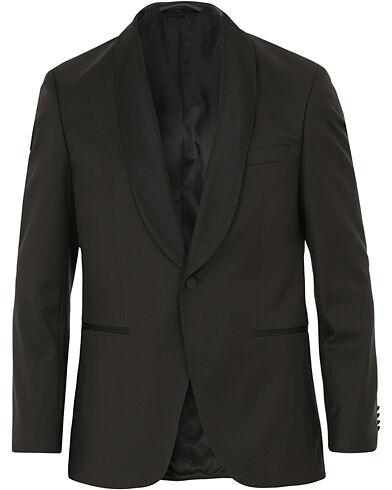 Boss Jefron Shawl Tuxedo Blazer Black