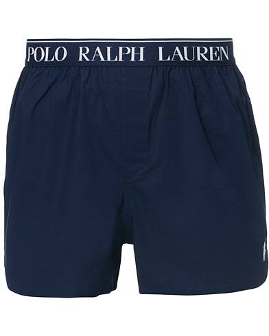 Polo Ralph Lauren Slim Fit Boxer Cruise Navy