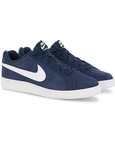 Nike Court Royale Suede Sneaker Midnight Navy