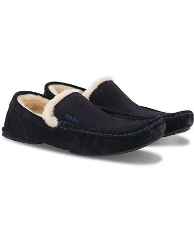 Boss Indoor Driving Shoe Dark Blue