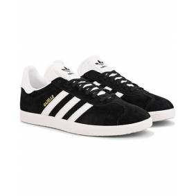adidas Originals Gazelle Sneaker Black Nubuck