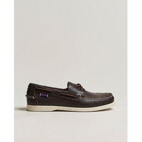 Sebago Docksides Boat Shoe Dark Brown
