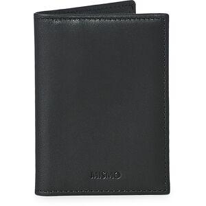 Mismo Cards Leather Cardholder Black