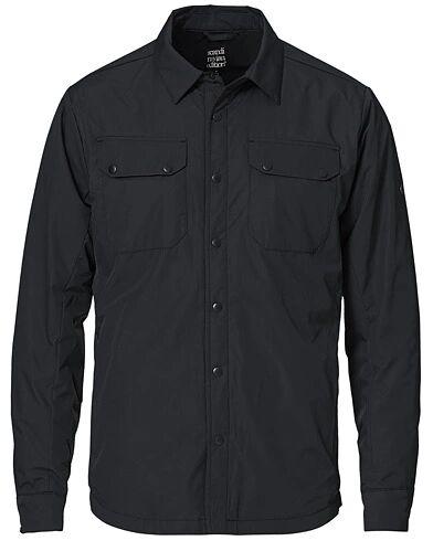 Scandinavian Edition Move Light Padded Shirt Jacket Black