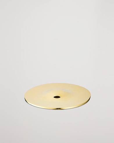 Skultuna Coaster Brass