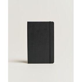 Moleskine Ruled Hard Notebook Large Black