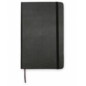 Moleskine Plain Hard Notebook Large Black
