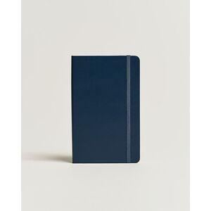 Moleskine Plain Hard Notebook Large Sapphire Blue