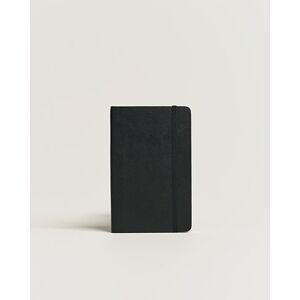 Moleskine Plain Soft Notebook Pocket Black