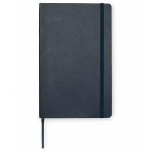 Moleskine Ruled Soft Notebook Large Sapphire Blue