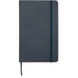 Moleskine Plain Soft Notebook Large Sapphire Blue
