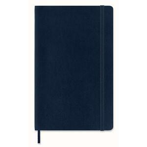 Moleskine 12-Month Weekly Notebook Planner Soft Sapphire Blue